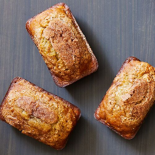 Mini Banana Bread Loaves Recipes Pampered Chef Us Site
