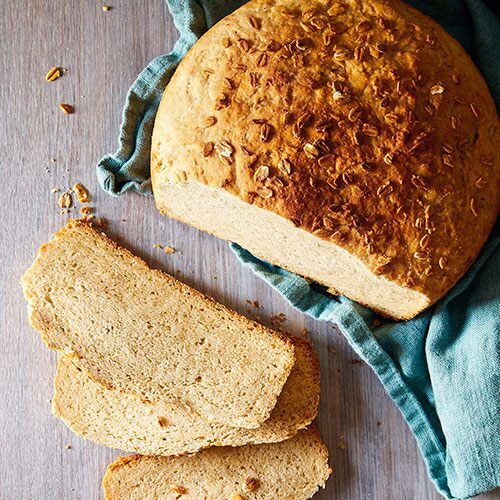 Quick Cooker Multigrain Bread