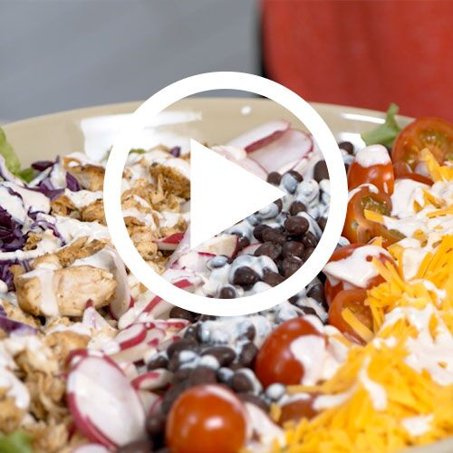 Play 7-Layer Tex-Mex Salad Video