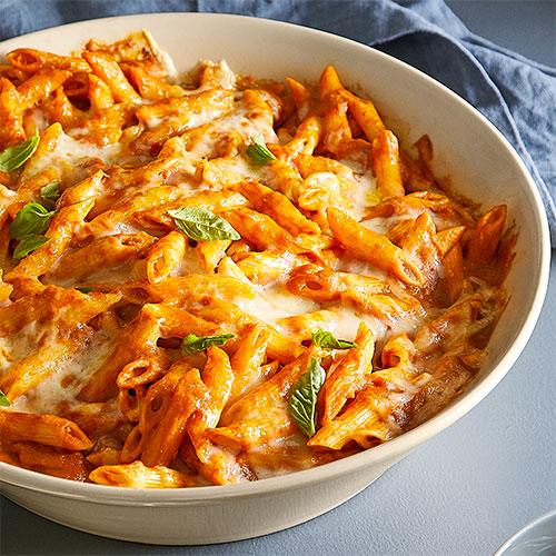 Hidden Veggie Marinara Pasta Recipes Pampered Chef Us Site