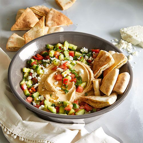 Greek Hummus