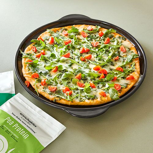 Enrichables Pesto Pizza