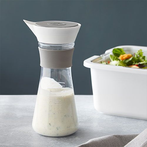Simple Creamy Dressing & Variations