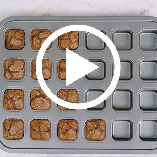 Play Two-Bite Brownies Video