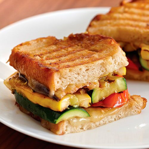 Grilled Vegetable Panini - Recipes | Pampered Chef US Site