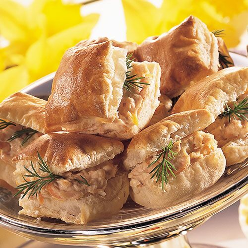 Party Salmon Puffs