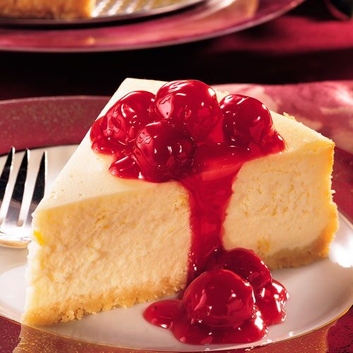New York-Style Cheesecake - Recipes | Pampered Chef US Site