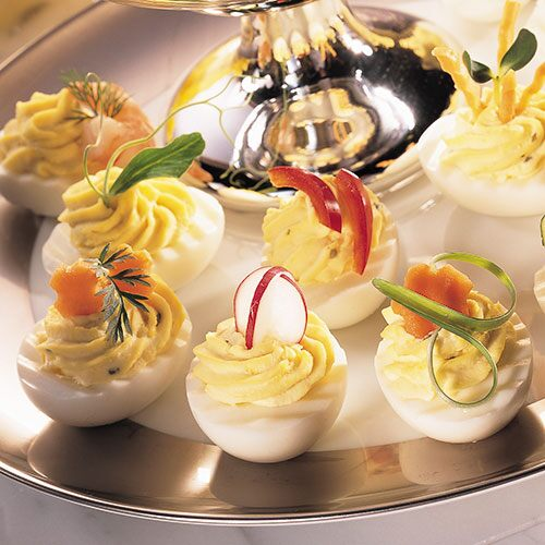 Fancy Deviled Eggs Recipes Pampered Chef Us Site