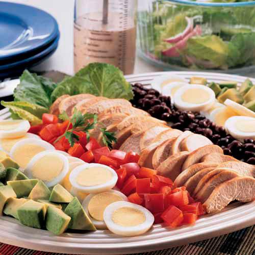 recipe: pampered chef cobb salad recipe [2]