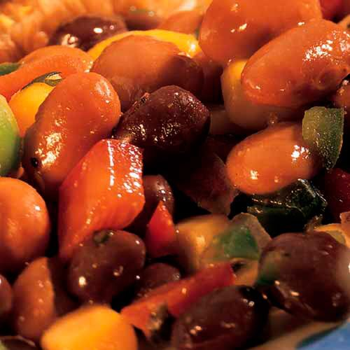 Southwestern Two-Bean Salad