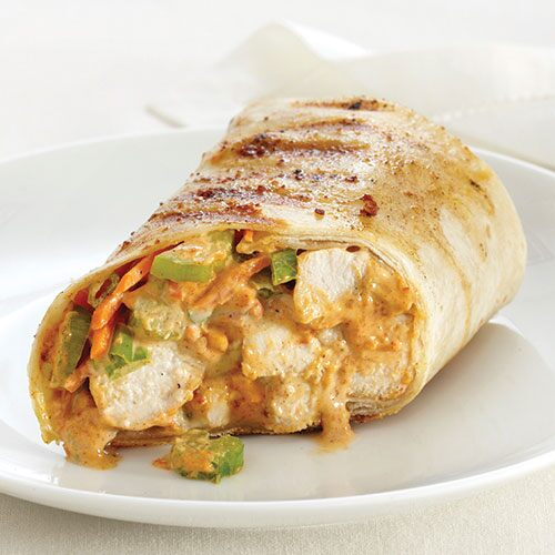American main dishes recipes pampered chef us site grilled buffalo style chicken wraps forumfinder Images