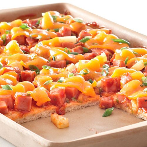 Hawaiian Luau Pizza