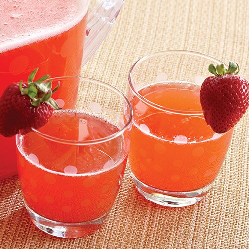 Strawberry Lemonade Quencher