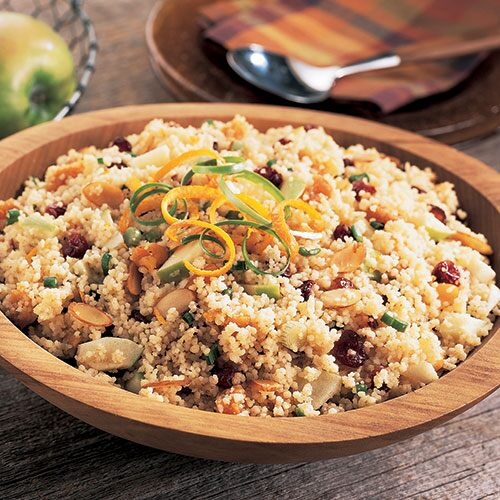 Fruity Couscous Salad