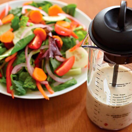 Dazzling Dressings - Chunky Blue Cheese Dressing