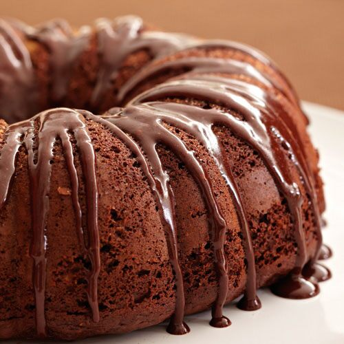 Mexican Chocolate Cake - Recipes | Pampered Chef US Site