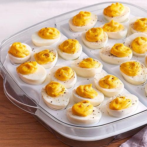 delicious deviled eggs recipes pered chef us site