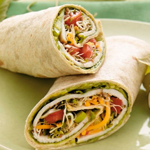 California Wraps