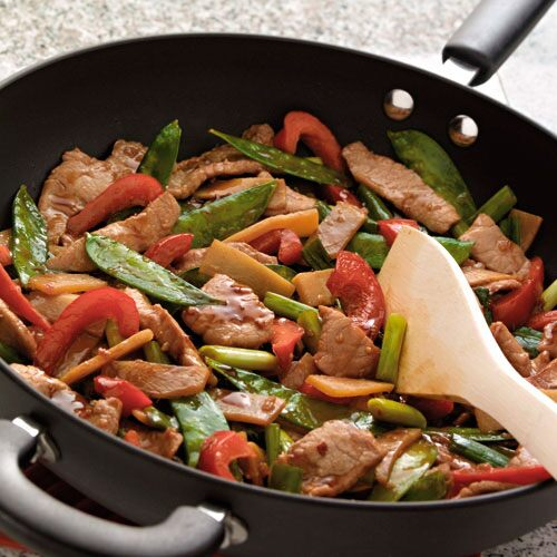 Teriyaki Pork Stir-Fry