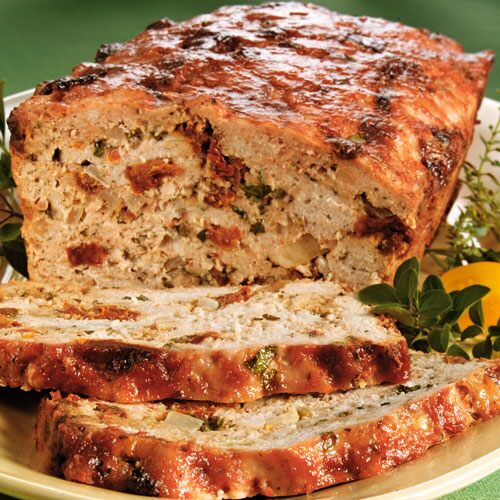 Italian Market Meat Loaf - Recipes | Pampered Chef US Site
