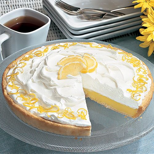 Lemon Dream Tart