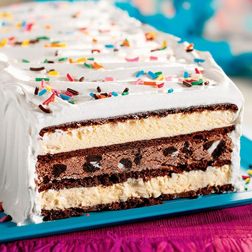 Ice Cream Cake Maker Pampered Chef
