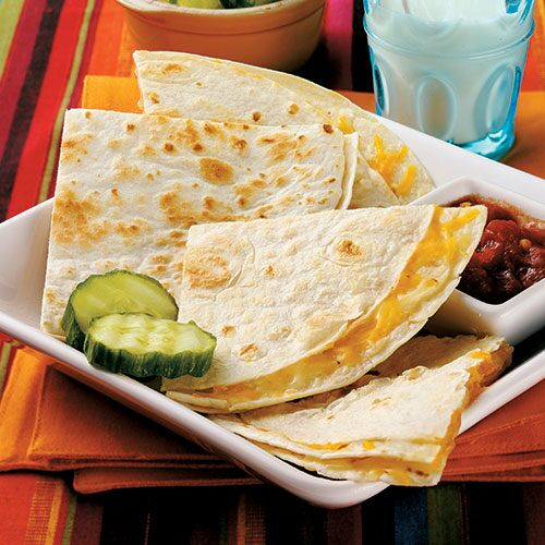 Double-Decker Quesadilla