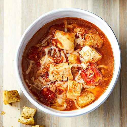 Chicken Parmesan Soup Recipes Pampered Chef Us Site