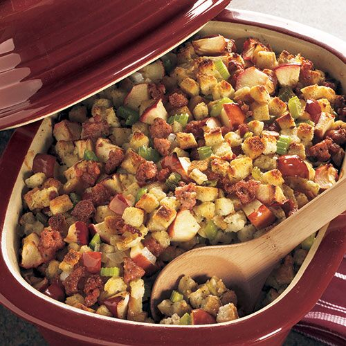 Savory Herbed Stuffing