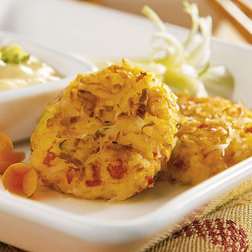 Shrimp And Crab Cakes Pampered Chef