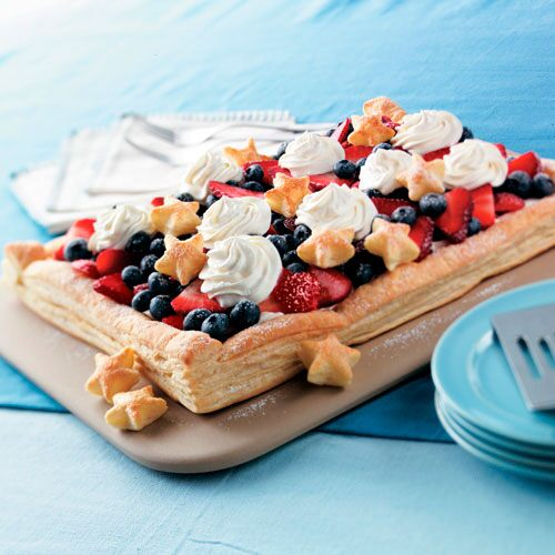 Berries N Stars Recipes Pampered Chef Us Site
