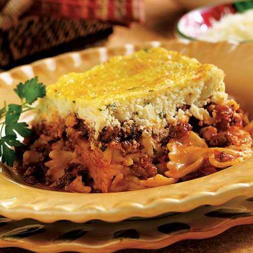 Inside-Out Lasagna - Recipes | Pampered Chef US Site