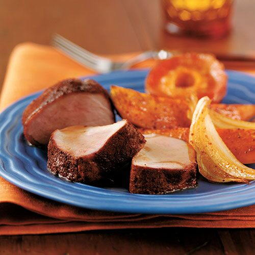 Jamaican Pork Tenderloin