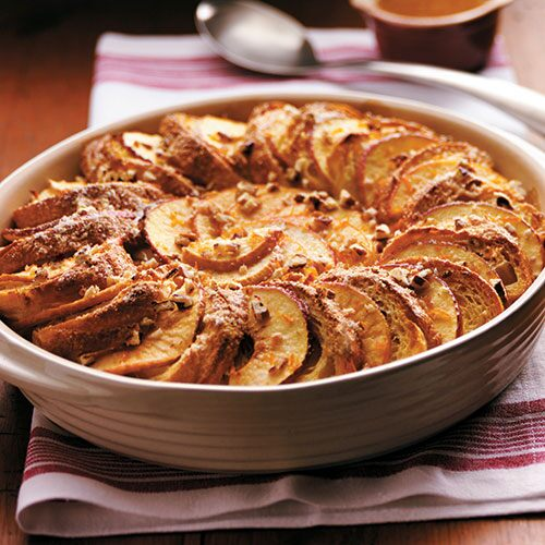 Croissant Bread Pudding - Recipes | Pampered Chef US Site