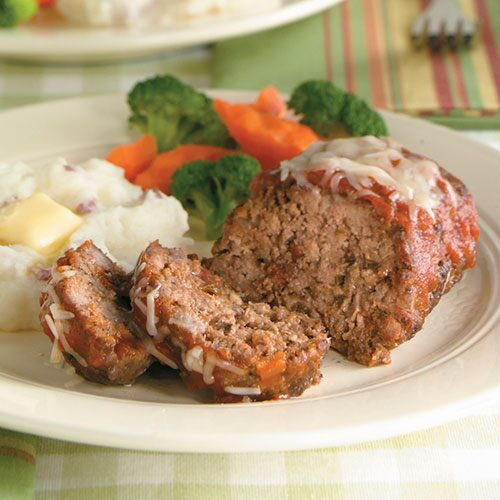 Mini Italian Meat Loaves Recipes Pampered Chef Us Site