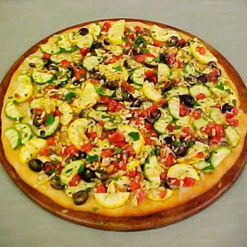 Antipasto Vegetable Pizza