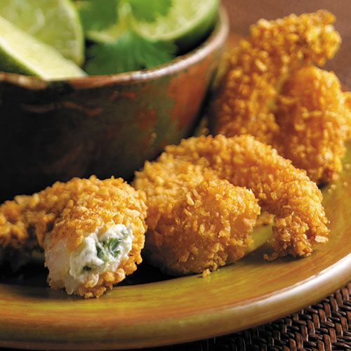 Serrano Shrimp Poppers