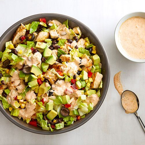 Southwestern Salad Recipes Pampered Chef Us Site