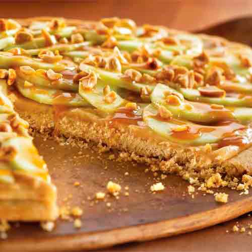 Taffy Apple Pizza (Gluten-Free)