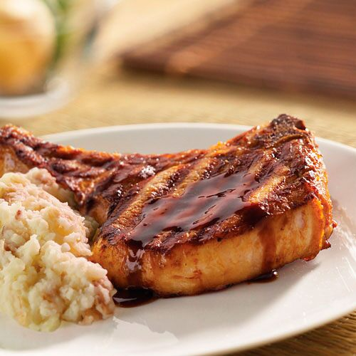 Japanese Steakhouse Pork Chops