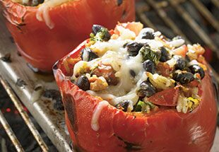 Southwestern Stuffed Bell Peppers Recipes Pampered