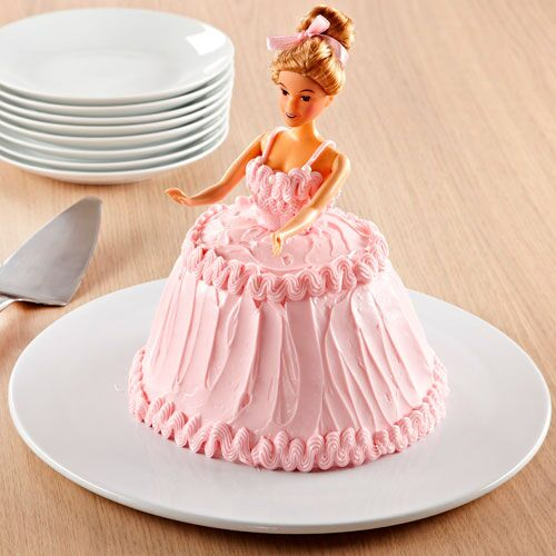 Batter Bowl Doll Cake