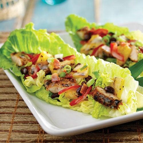Jerk Chicken Salad Recipes Pampered Chef Us Site
