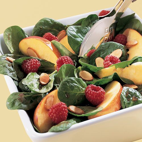 Summer Spinach Salad