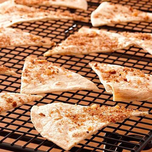 Cinnamon Crunch Chips