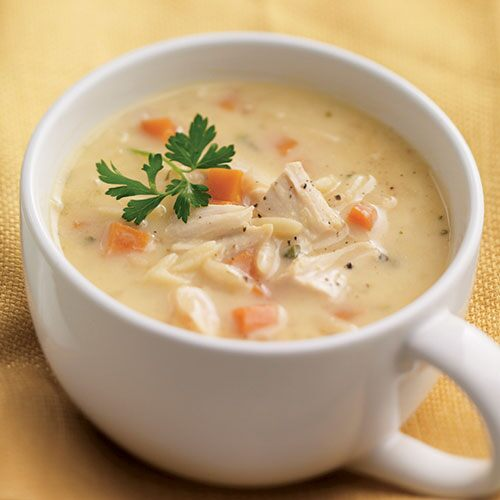 Homemade Chicken Soup