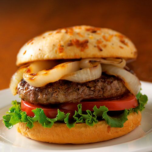Ultimate Peppercorn Burgers