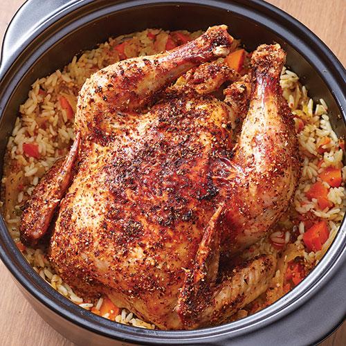 One-Pot Chicken Dinner - Recipes