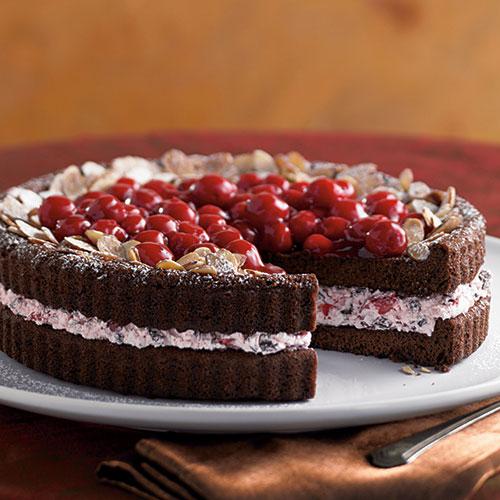 Pampered Chef Flan Cake Recipe
