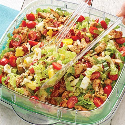 recipe: pampered chef cobb salad recipe [1]